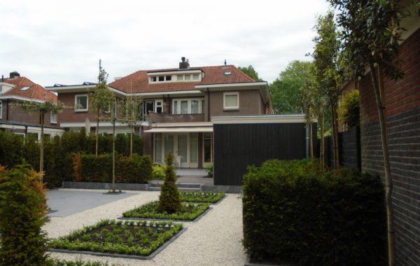 Aanleg tuin in Veenendaal