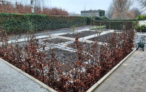 Renovatie tuin in Tiel